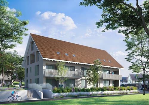 Moderne Maisonettewohnung in Hettlingen