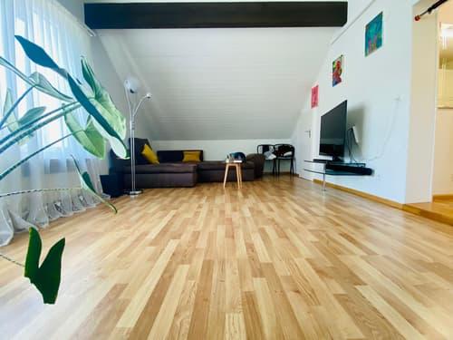 Untervermietung möblierte 2,5 Zimmer-Wohnung für 4 Monate Dez. 2021 – Mär. 2022