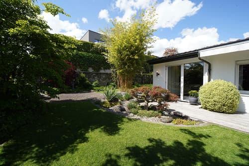 Familien-Traumhaus für Gartenliebhaber in Eschenbach, Luzern (1)