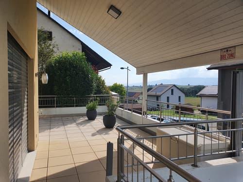 Villa à Eclagnens (1)