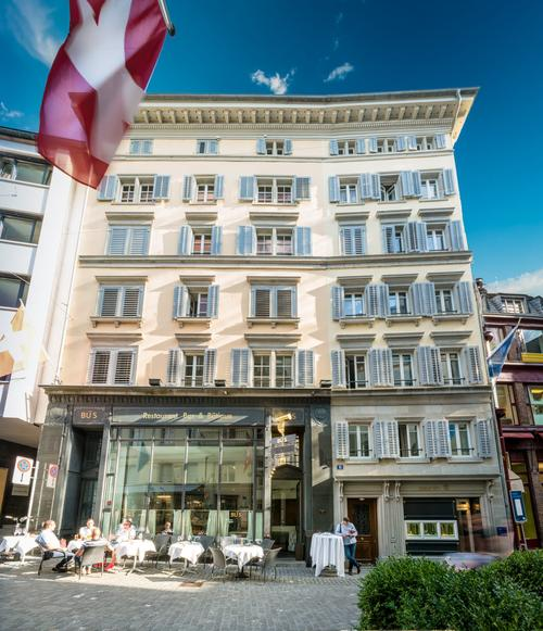 Luxurious furnished 2 bedrooms Flat 87m2  30 meters from Bahnhofstrasse (1)