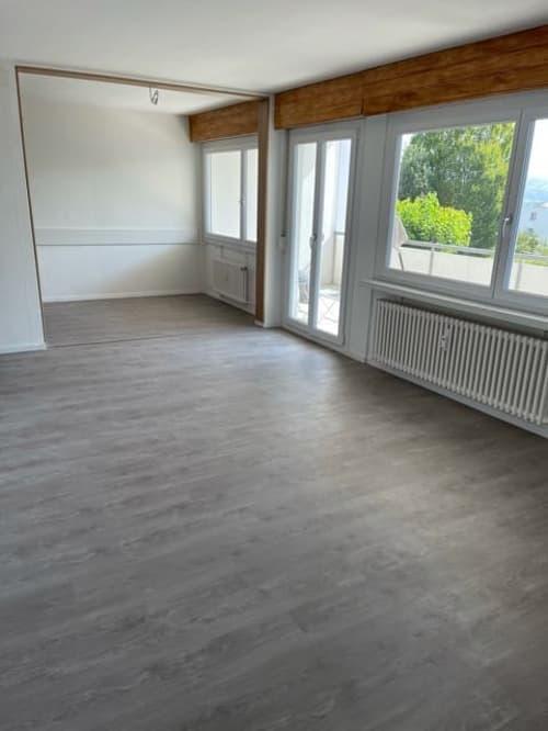 Frisch renovierte Wohnung in Niederwil (1)