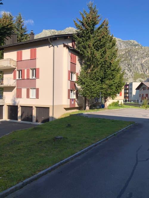 Gemstockstrasse in Andermatt, 3,5 Zimmer, möbliert, Balkon