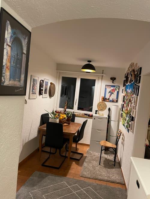 Wohnung in BernWunderbare 1,5-Zimmer Wohnung an genialer Lage im Breitenrain, Bern