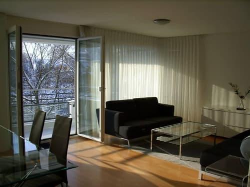 Möblierte 3.5 Zimmer-Wohnung in Ebikon