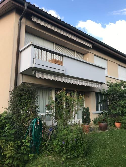 Schöne und ruhige 4,5 Zimmer Wohnung am Sonnenhang von Ittigen