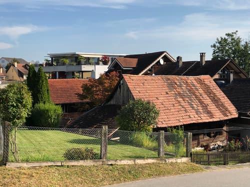 Reiheneinfamilienhaus mit freistehender Scheune und Gartenanlage (1)
