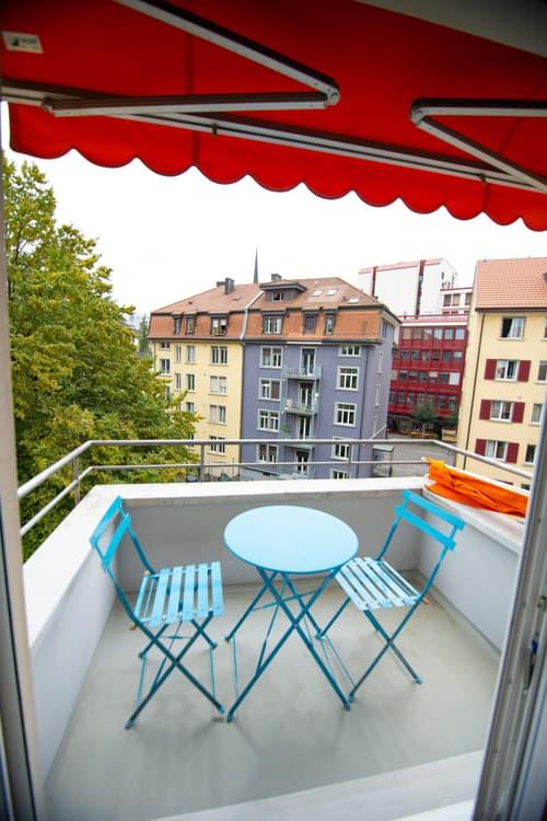 Dachwohnung in Zürich-Oerlikon (1)