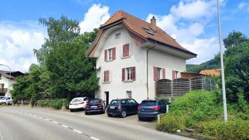 Schmuckes 6.5 Zimmer EFH angrenzend Landwirtschaftszone