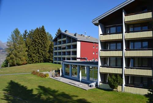 Möbliertes Wohnobjekt in Obersaxen