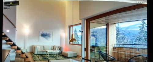 3.5 Zimmer Ferien Dachwohnung in Flims Waldhaus