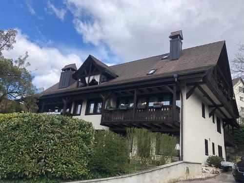 Mehrfamilienhaus an ruhiger Lage im Zentrum von Glattfelden