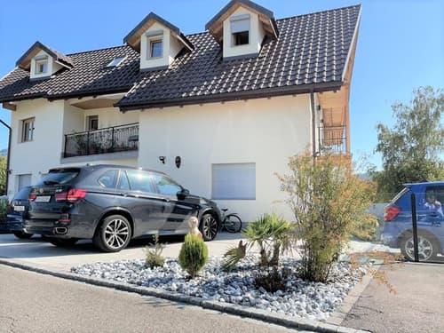 Traum Terrassenwohnung in Tann mit Blick auf Glarner Alpen (1)