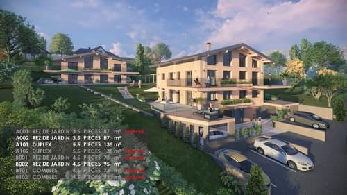 8 appartements au coeur du Valais (1)