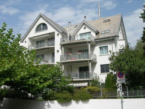 Moderne 2 ½ Zimmer Wohnung mit Balkon (1)