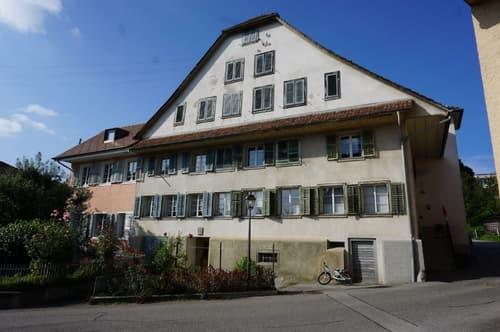 Einzigartige Wohnhäuser mit Landparzellen im historischen Zentrum von Beromünster (1)
