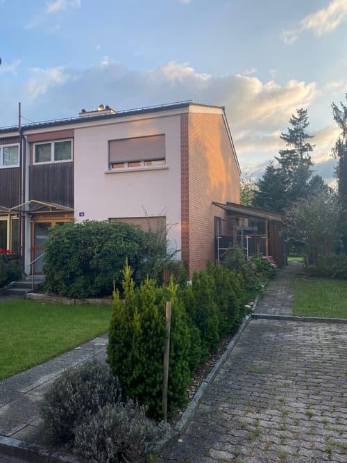 Reihenhaus in Winterthur
