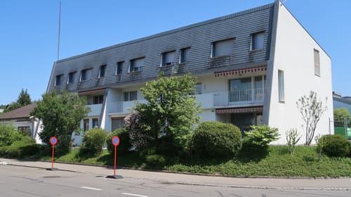 Mehrfamilienhaus mit 5 Wohneinheiten und einer Werkstatt in Seuzach (1)