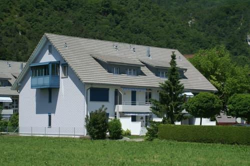 zu vermieten grosszügige, helle 4 1/2 Zimmer-Dachwohnung (1)