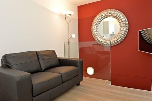 Luxuriös möblierte 2-Zimmer Suitenwohnung (1)