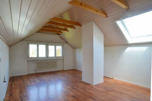Dachwohnung in Unterägeri