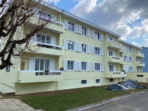3 Zi.-Wohnung mit 2 Balkonen (1)