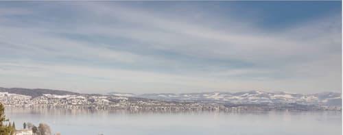 Exklusive Attikawohnung mit traumhaftem Blick auf den Zürichsee