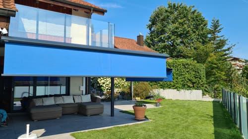 Neu renoviertes Doppeleinfamilienhaus mit neu gestaltetem Garten (1)