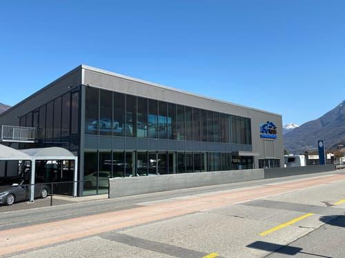 Multifunktionales Gebäude auf Top Location mit 3'168 m2 Grundstück