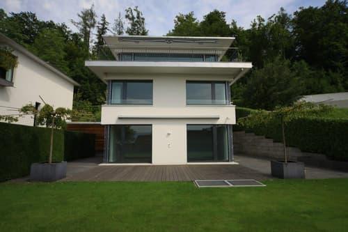 Panorama house in Uetikon am See