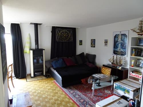 Gemütliche 3.5 Zimmer Wohnung in ruhigem Quartier