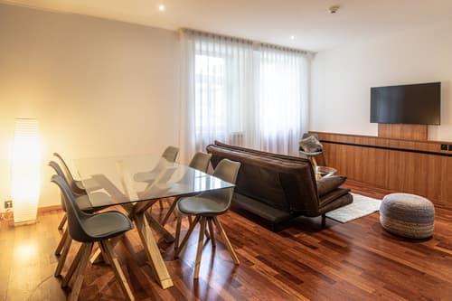 Möblierte 4.5 Zimmer Wohnung (1)