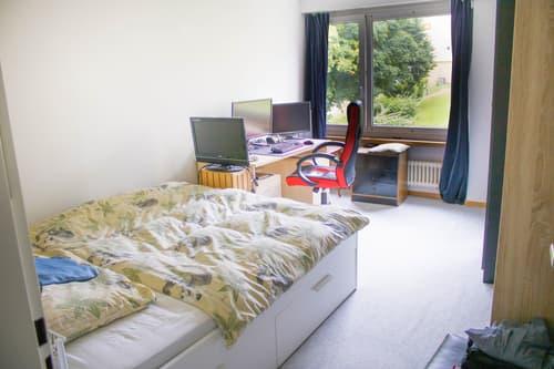 Schöne 2.5-Zimmer Wohnung, mit separater Küche (1)