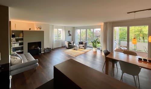 Moderne 5.5 Zimmer MINERGIE Wohnung im Zentrum von Bassersdorf (1)