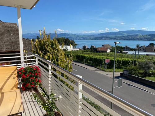 2 bedroom apartment with views of lake and mountains