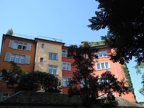 Charmvolle Wohnung in hochhistorischem Haus (1)