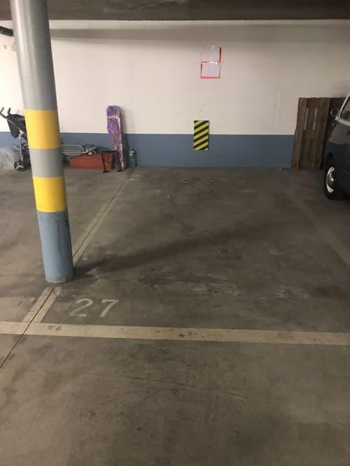 Parcheggio sotterraneo a Chiasso