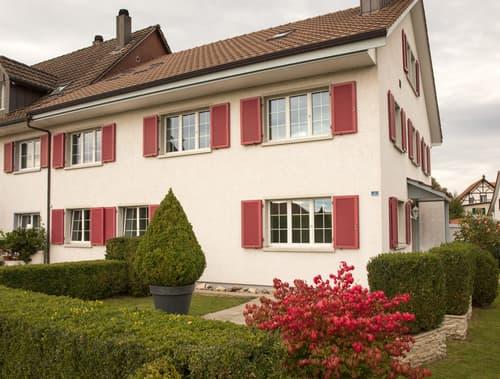 4-Zimmer-Wohnung mit Gartensitzplatz in Windlach