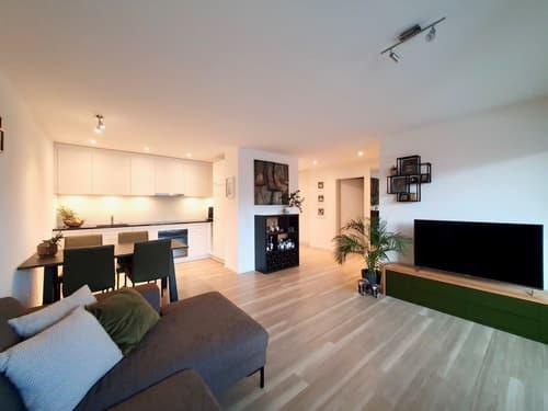 2.5 Zimmer - Eigentum-Standard - modern - grosser Balkon (1)