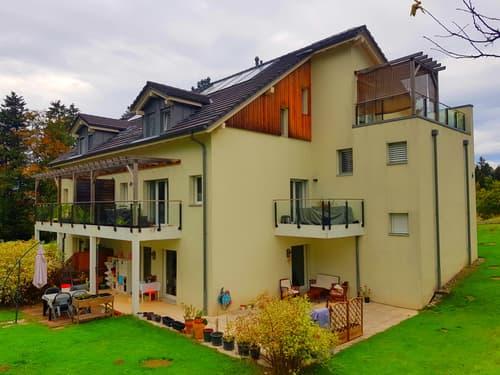App. 3,5 pièces au dernier étage à Lausanne - calme et lumineux (1)