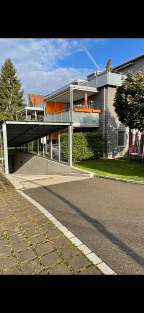 Parkplatz in Tiefgarage in Wallisellen (1)