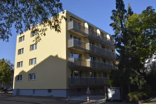 1½-Zimmerwohnung im Stadtzentrum
