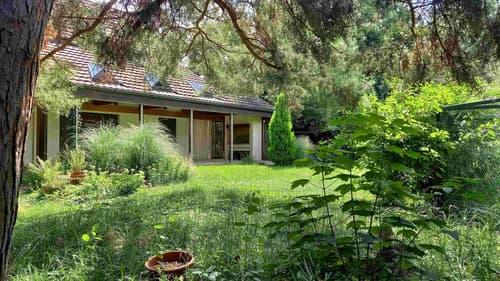 Grosszügige 9 Zimmer-Villa mit Gartenparadies