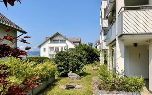 Sonnig gelegene 3 ½-Zimmer-Gartenwohnung in ruhigem Wohnquartier
