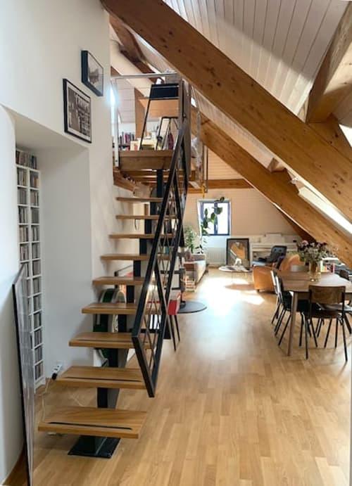 Duplex à Lausanne