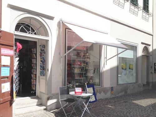 Ladenlokal (Kiosk) , Kluggasse 9. 8640 Rapperswil SG