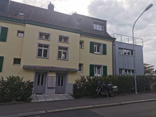 aussergewöhnliche 2-Zimmerwohnung am Waidberg (1)