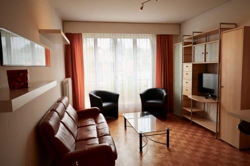 Lausanne-Chailly, appartement meublé 2,5 pièces (1)