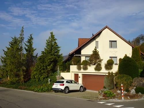 6.5 Zimmer - Einfamilienhaus in Tegerfelden AG / Grundstück 709 m2