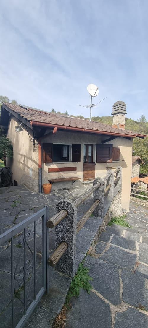 Vendo Chalet/Rustico ai monti di Brena (Capriasca) (1)